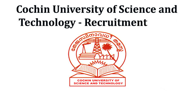 CUSAT Recruitment