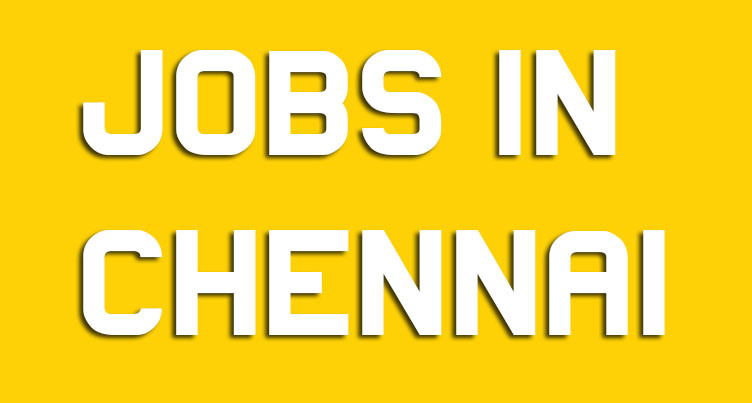 Govt Jobs in Chennai